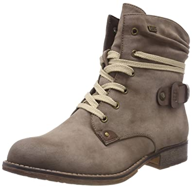 classic fit look for reasonably priced Rieker Damen 97733 Stiefeletten