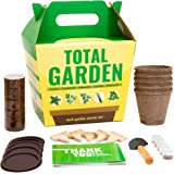 Sproutbrite Herb Garden Starter Kit - Grow 5 Heirloom Herbs from Non GMO Seeds - A Complete Gardening kit for Growing Indoors Or Outdoors