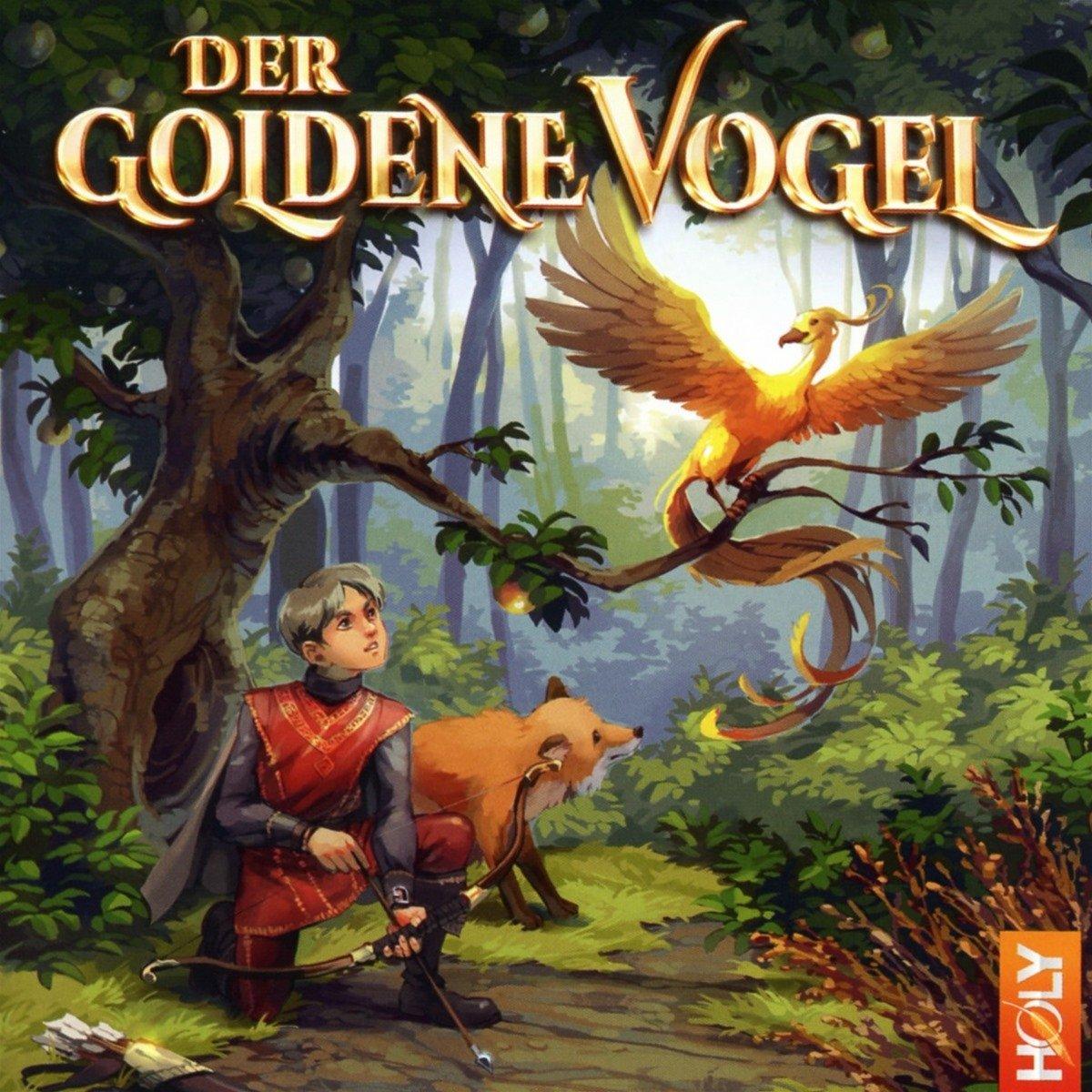 Holy Klassiker 30 Der Goldene Vogel (Brüder Grimm)