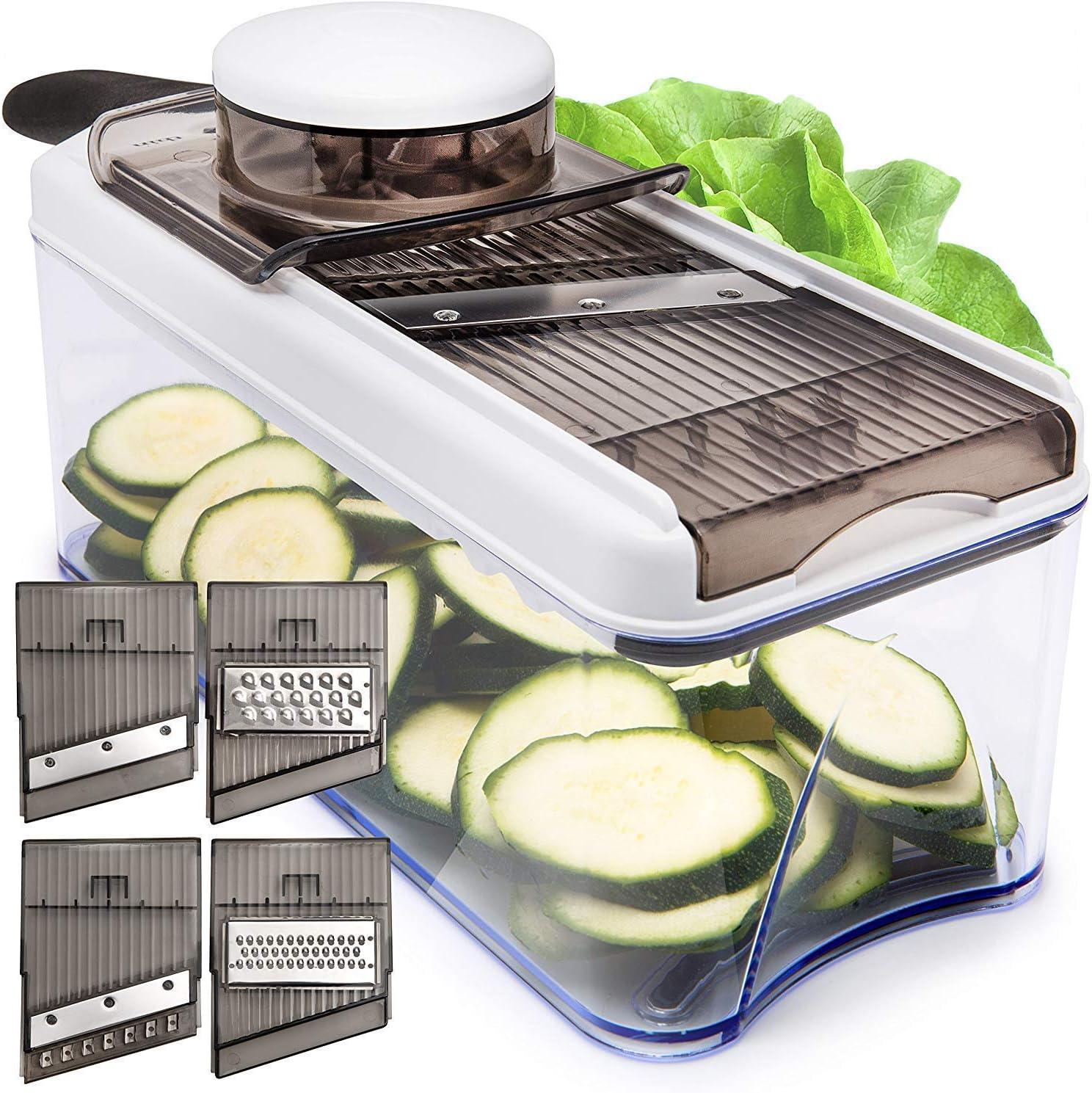 Adjustable Mandoline Slicer Vegetable Slicer Potato Slicer