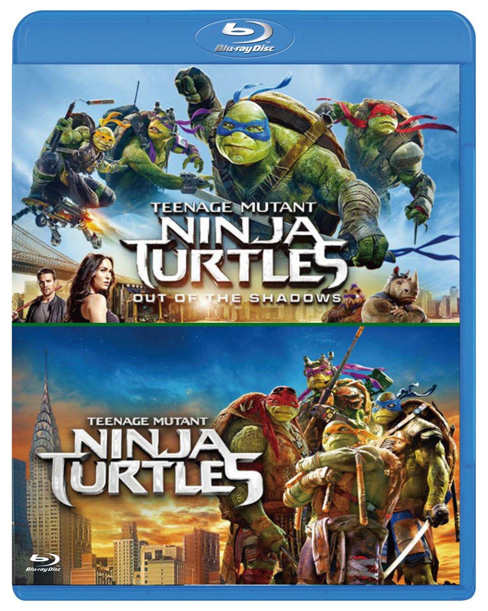 Megan Fox - Teenage Mutant Ninja Turtles:Best Value Blu-Ray ...