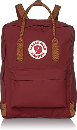 Fjällräven Kanken Tagesrucksack 16L Daypack Officepack rowan red orange