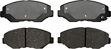 ACDelco 14D727CHF1 Advantage Ceramic Front Disc Brake Pad
