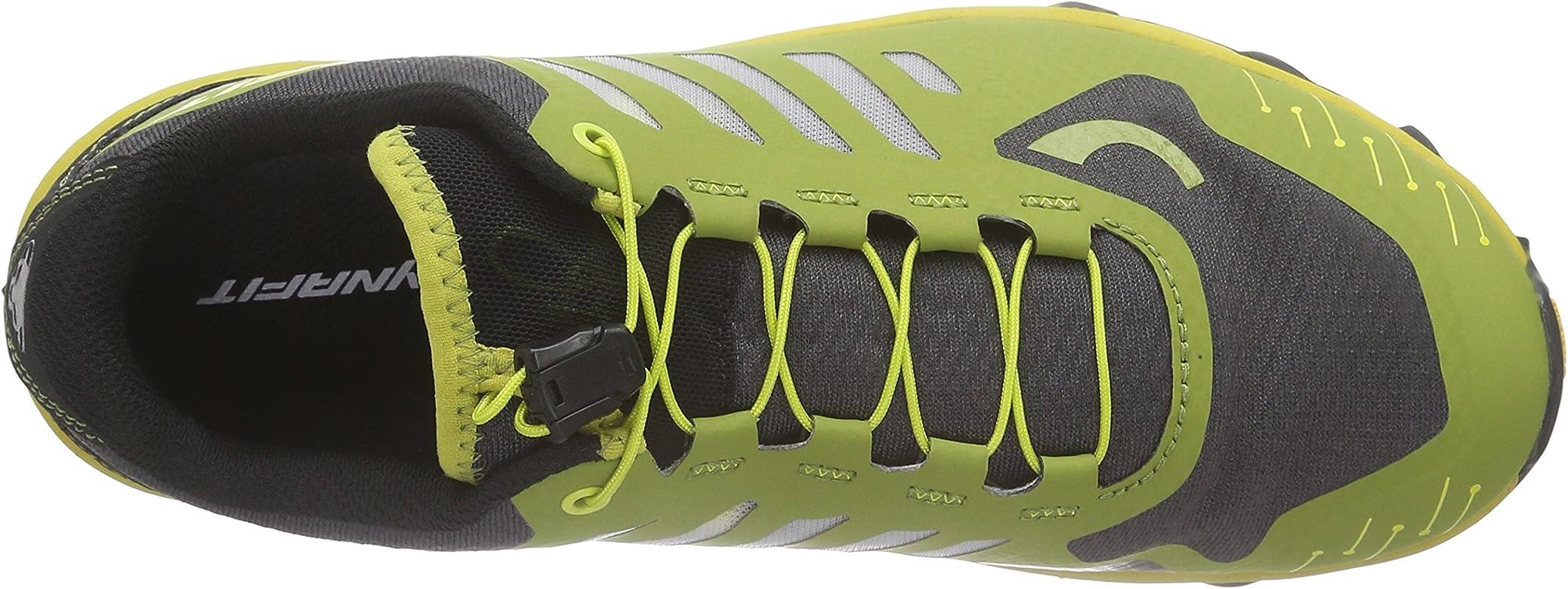 Dynafit MS FELINE VERTICAL - Zapatillas de running Hombre, color verde, talla 42.5 EU: Amazon.es: Zapatos y complementos