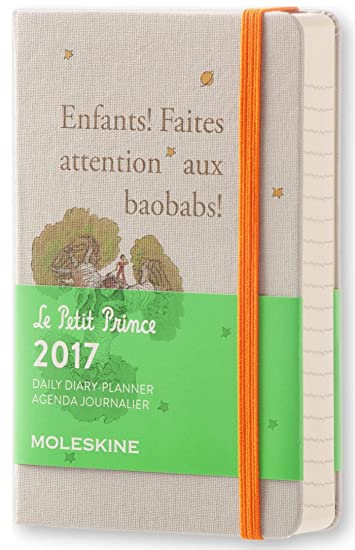 Amazon.com : Moleskine 2017 Le Petit Prince Limited Edition ...