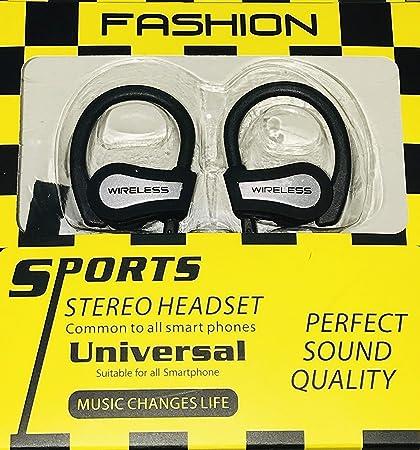 Auriculares Bluetooth Grimtec Los mejores auriculares inalámbricos Casco Mini Inalámbrico In-Ear Estéreo con Micrófono