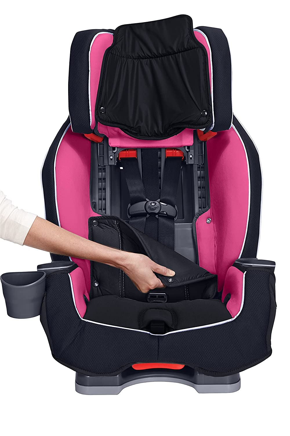 Amazon Graco Milestone All In 1 Convertible Car Seat Ayla One Size Baby