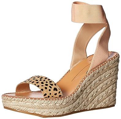 927b01b65ab Amazon.com  Dolce Vita Women s Pavlin Wedge Sandal  Shoes