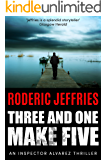 Three and One Make Five (An Inspector Alvarez Mystery Book 8)