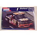 #2474 Monogram Mike Chase #1 Die Hard Chevy Race Truck 1/24 Scale Plastic Model Kit