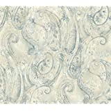 Wallpaper Designer French Victorian Toile Faux Tapestry