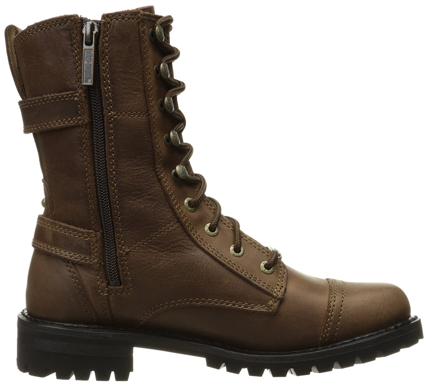 Harley-Davidson Women's Balsa Work US|Brown Boot B005BFRWWS 5 B(M) US|Brown Work ead4d5