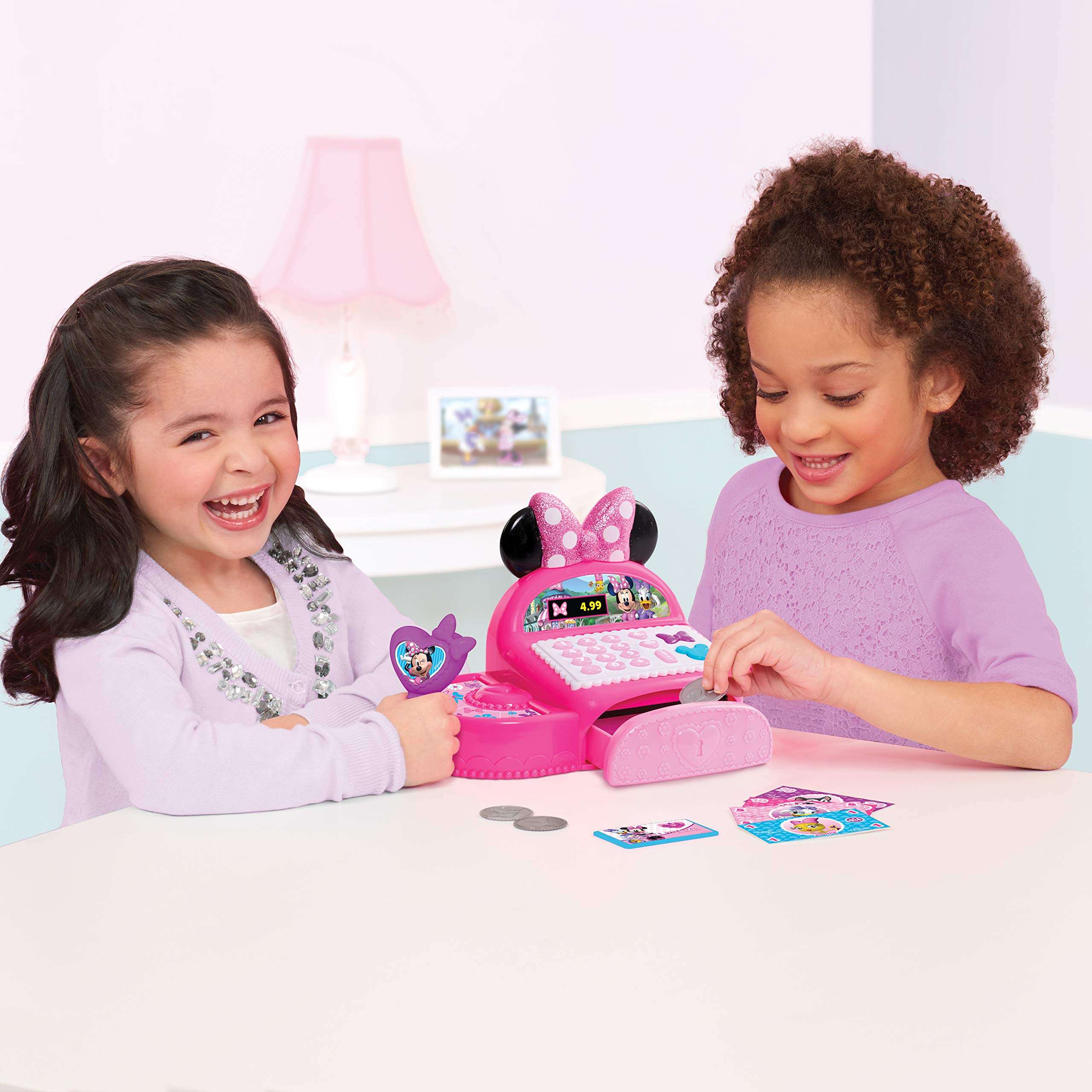 Minnie's Happy Helpers Bowtique Cash Register by Minnie Mouse