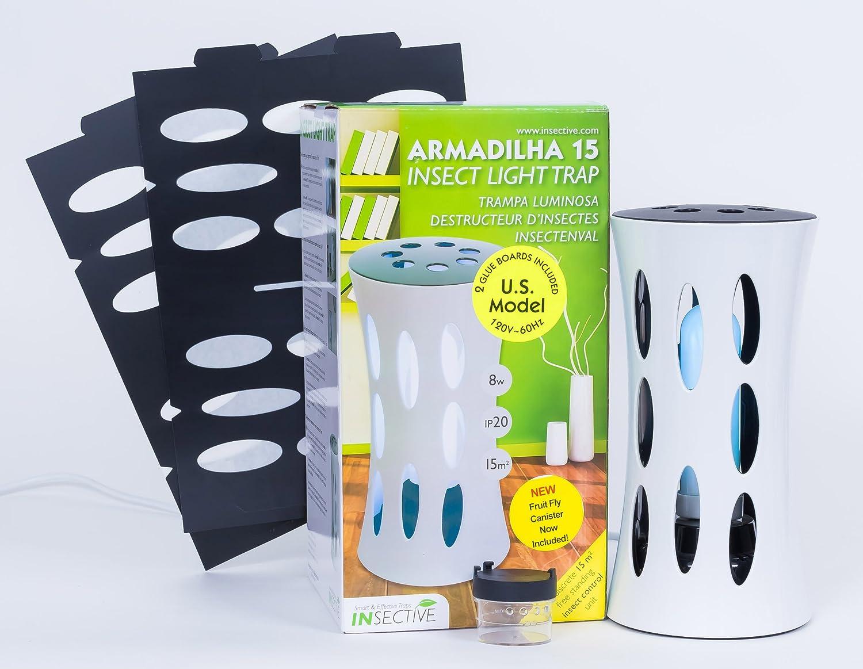 Amazon.com : Bite-Lite ULTRA SILENT & EFFECTIVE Electronic UV Light ...