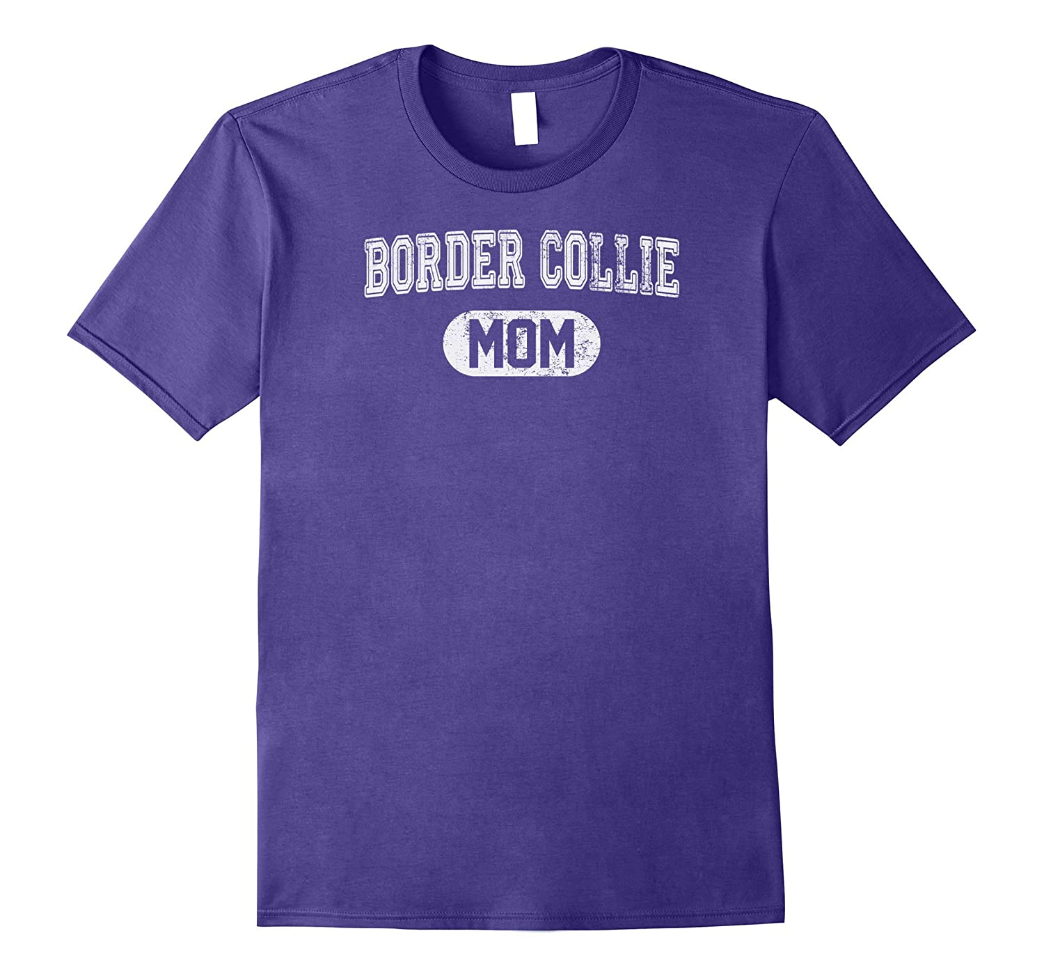 Border Collie MOM – Awesome Border Collie T-Shirt