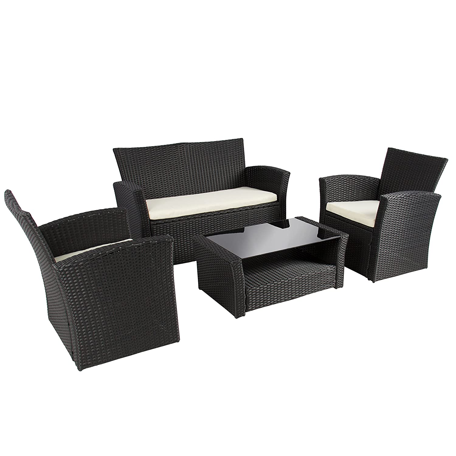 Amazon Best Choice Products 4pc Outdoor Patio Garden