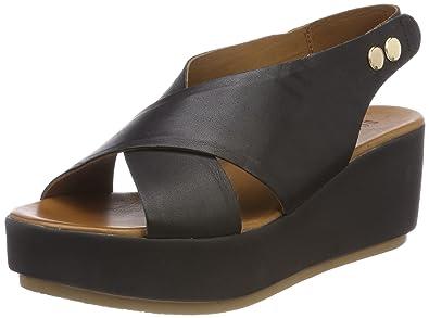 bf0edbbb63de Inuovo Women s 8697 Open Toe Sandals  Amazon.co.uk  Shoes   Bags