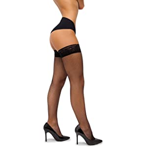 e65fd519a Oroblu Women s Geo Up 8 ultra sheer hold-ups sable small (4 8