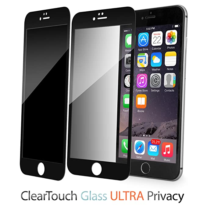 Amazon com: iPhone 6 Plus Screen Protector, BoxWave [ClearTouch