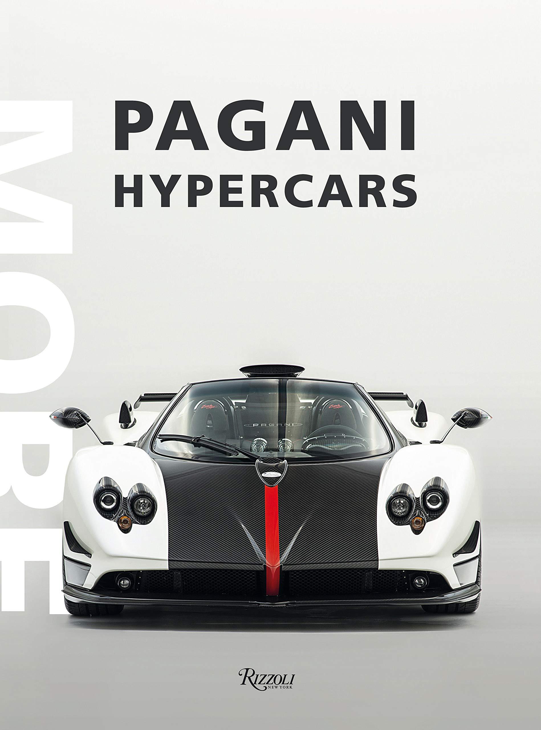 Pagani Hypercars Amazoncouk Horatio Pagani