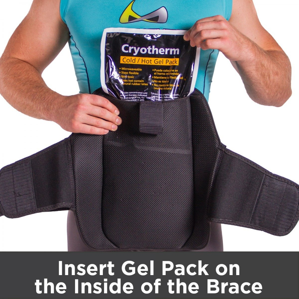 Amazon.com: Back Brace for Herniated Disc Treatment, Degenerative Disc Pain, Bulging, Ruptured and Slipped Spinal Discs-3XL: Health & Personal Care