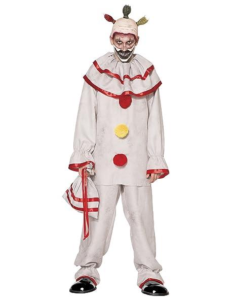 Amazon.com: Spirit, disfraz de payaso Twisty The Clown de ...