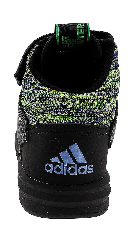 sports shoes 4ef68 8fe63 adidas AltaSport MID BTW K Scarpe Sportive Nere AP9934  Amazon.de  Schuhe    Handtaschen