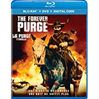 The Forever Purge (Blu-ray Combo)