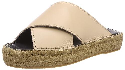 Royal RepubliQ Wayfarer Cross Sandal-Nude, Mocasines para Mujer: Amazon.es: Zapatos y complementos
