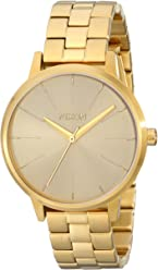 Nixon Kensington A099. 100m Water Resistant Womens Watch (37mm Watch Face. 16mm Stainless