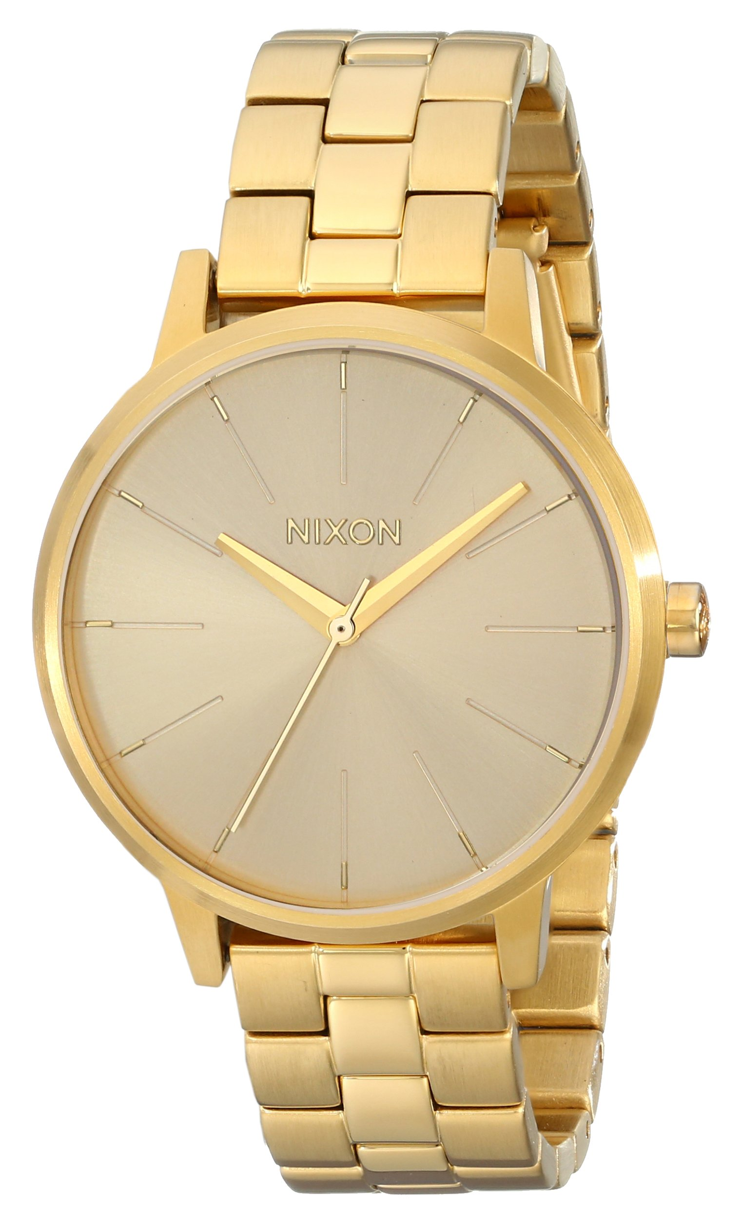 Nixon Unisex Kensington All Gold Watch by NIXON