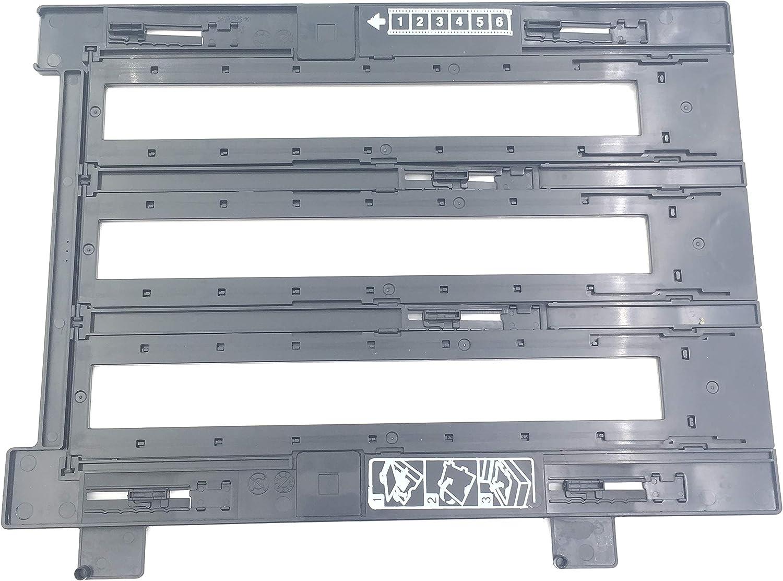 OKLILI 35mm Film Strip Holder Negative Positive Photo Scanner Slide Holder Compatible with Epson Perfection V700 V750 V800 V850