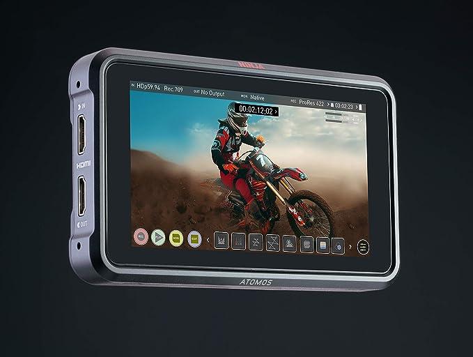 Atomos Ninja V videograbador Digital Negro: Amazon.es ...