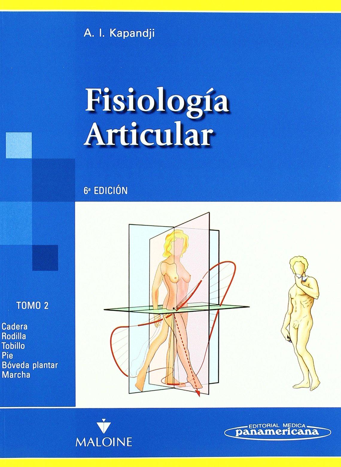 Fisiologia articular (3 vols.): Amazon.es: A.I. Kapandji: Libros