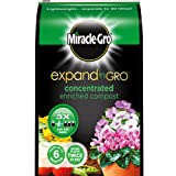 Miracle-Gro Expand n Gro Concentrated Enriched Compost Bag, 17 L