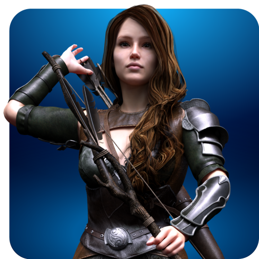 Archery Girl Hunting Jungle Animals (Best Bow Hunting Games)