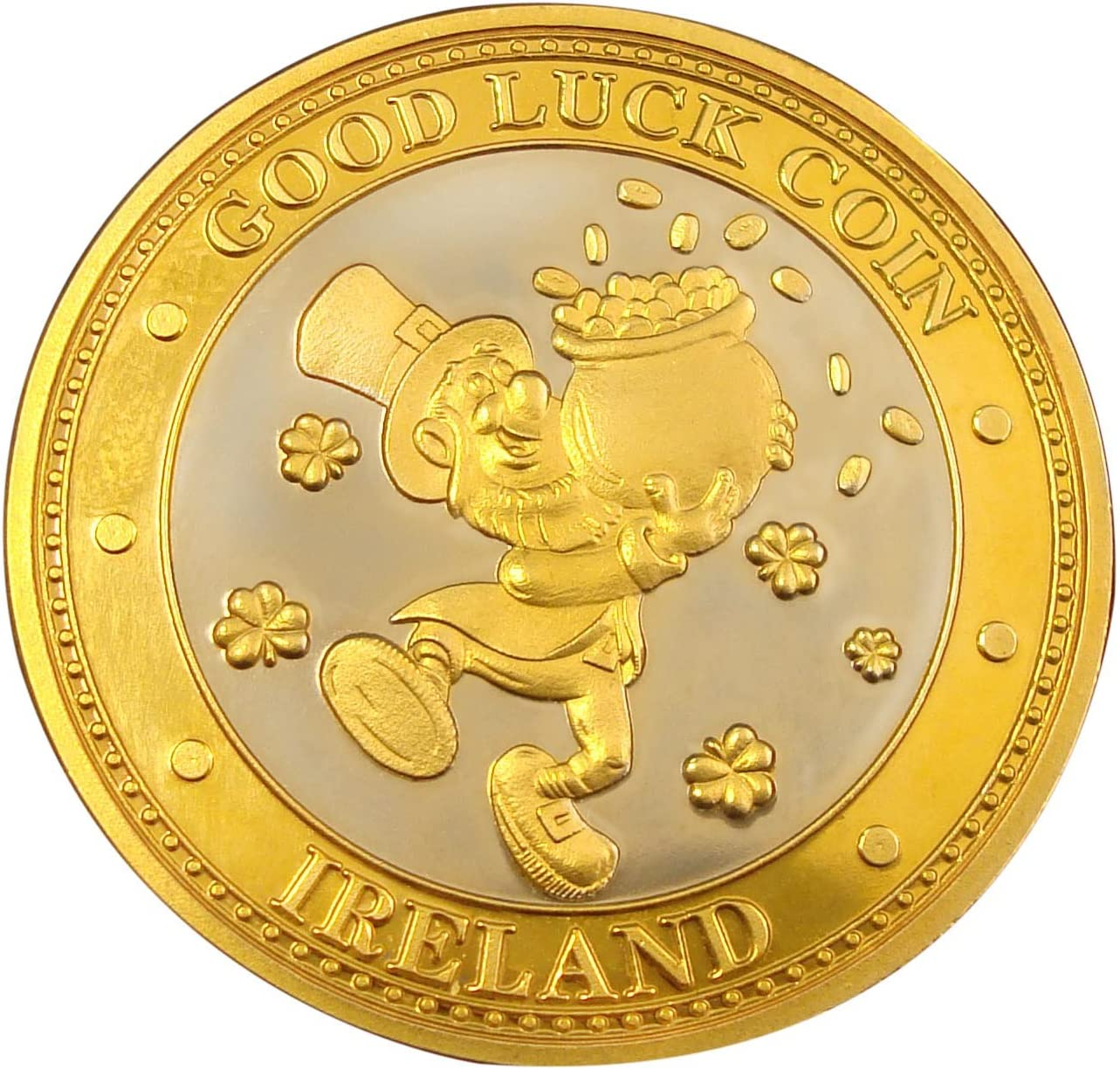 Good Luck Token I Can And I Will Gain