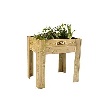 Mesa de cultivo Garden Brico Hortalia 200 x 80 x 40 cm