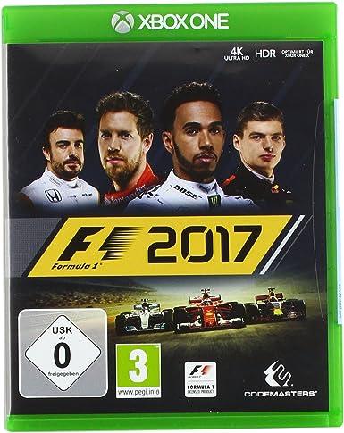 GAME F1 2017, Xbox One Básico Xbox One Alemán vídeo - Juego (Xbox ...