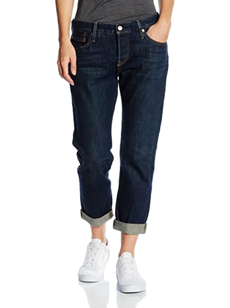 Levis 501 CT - Azul Mujer