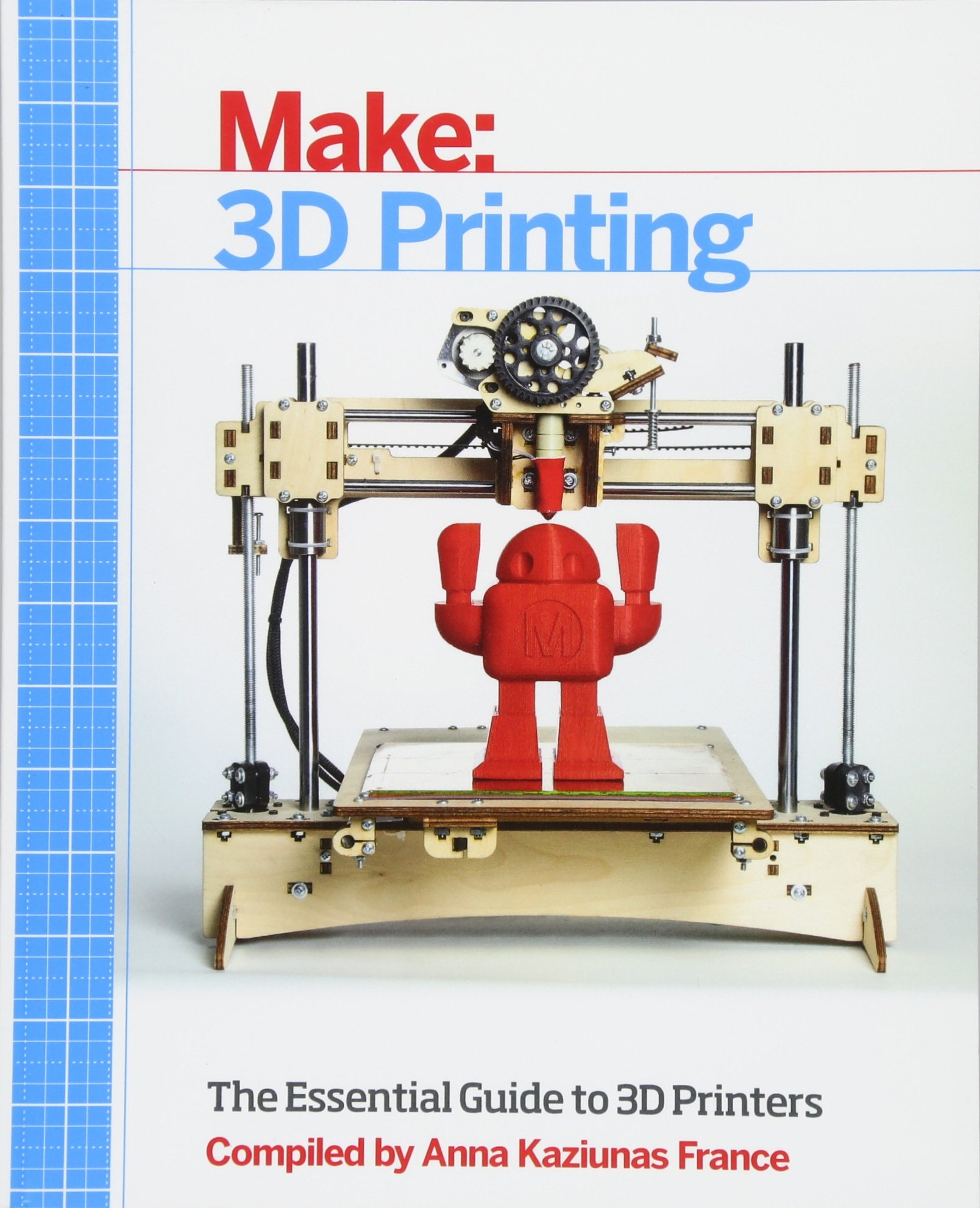 Small 3D Printer for Kids, Mini 3D Printer with Free Testing PLA Filament,  Easy Assembly Fast Heating Low Noise, Printing Size 4