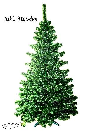 Weihnachtsbaum Künstlich 100cm.Amazon De Künstlicher Tannenbaum 100cm Grün Mit Hellgrünen Spitzen