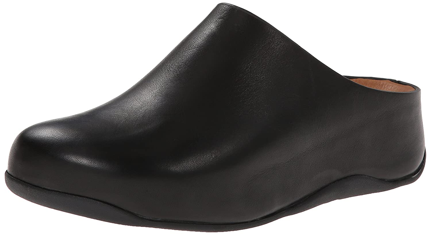 05ba99a6d9d2 Fitflop womens shuv leather clog mules clogs jpg 1500x819 Fitflop shuv  patent clogs