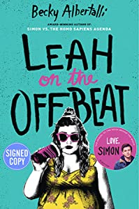 Leah on the Offbeat - Signed / Autographed Copy