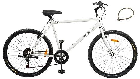 Mach City Ibike 7 Speed Cycle With Free Mojo Bonus Lock 26 T