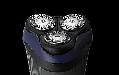 Philips SHAVER Series 3000 - Afeitadora (Máquina de afeitar de rotación, SH30, 2 año(s), Negro, AC/Batería, Ión de litio): Amazon.es: Salud y cuidado personal