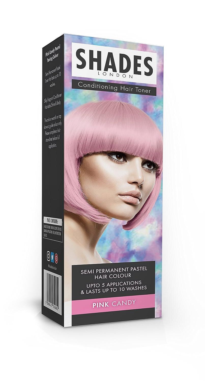 Amazon Professional Semi Permanent Pastel Hair Dye