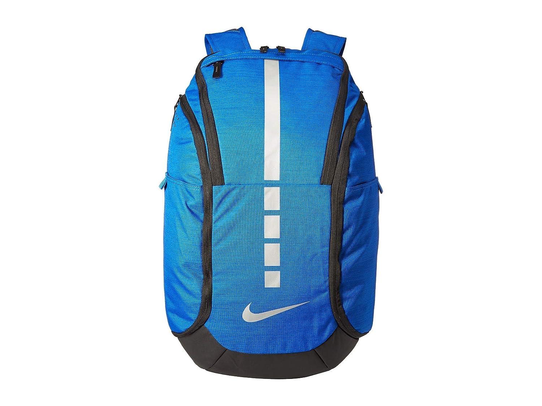 [NIKE(ナイキ)] リュックバックパック Hoops Elite Pro Backpack [並行輸入品] One Size Game Royal/Black/Metallic Cool Grey B07H8F5336