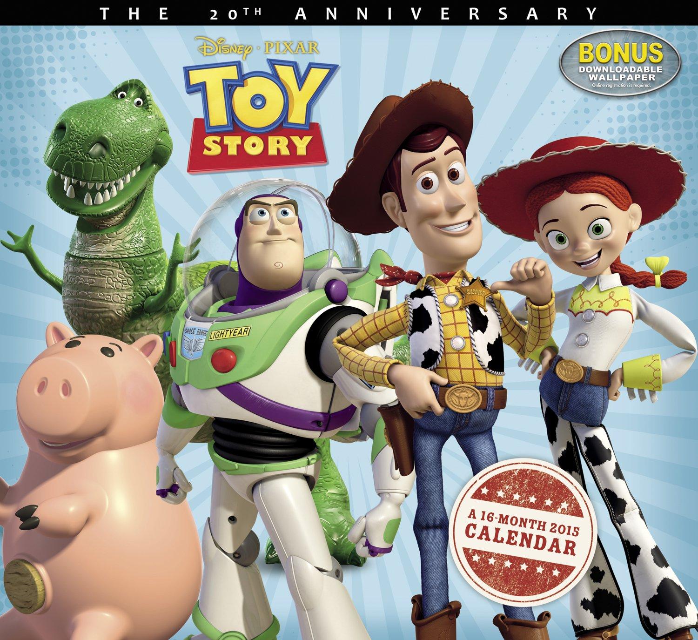 Disney Pixar Toy Story Wall Calendar (2015)