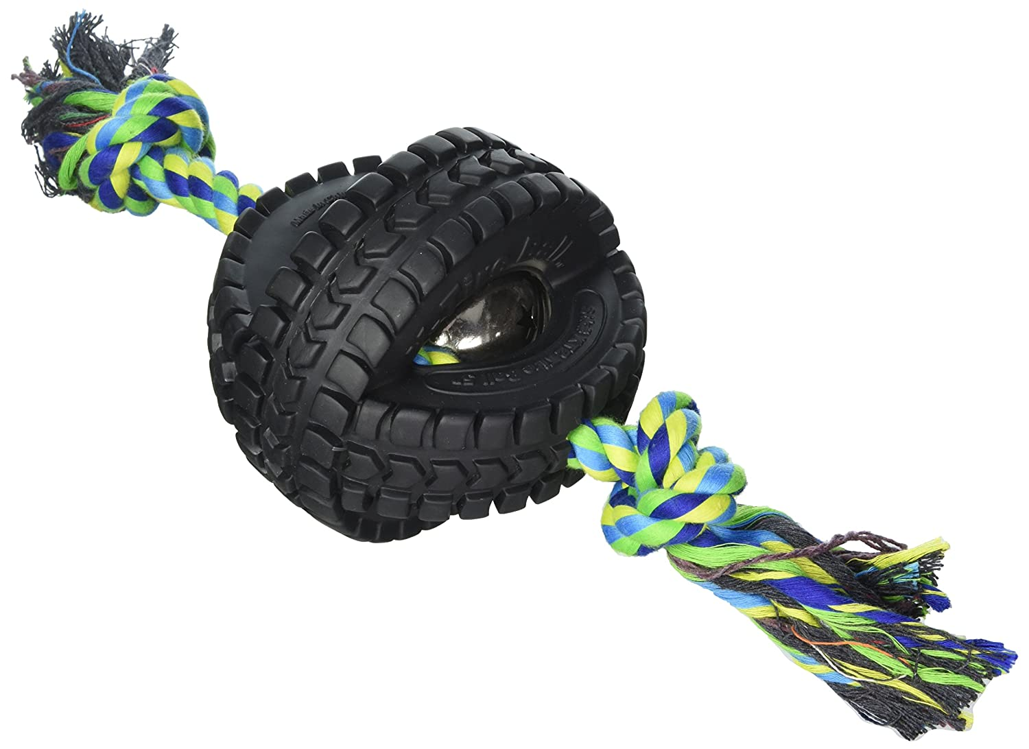 Jingle X-Tire With Single Rope-Large